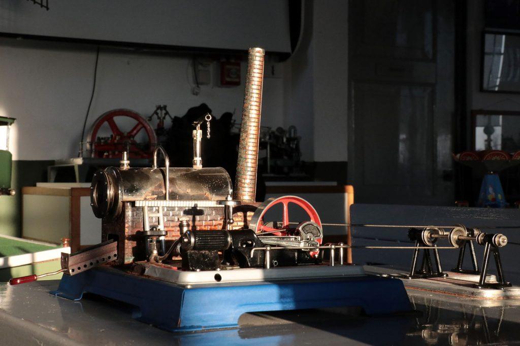 museo dei motori a vapore