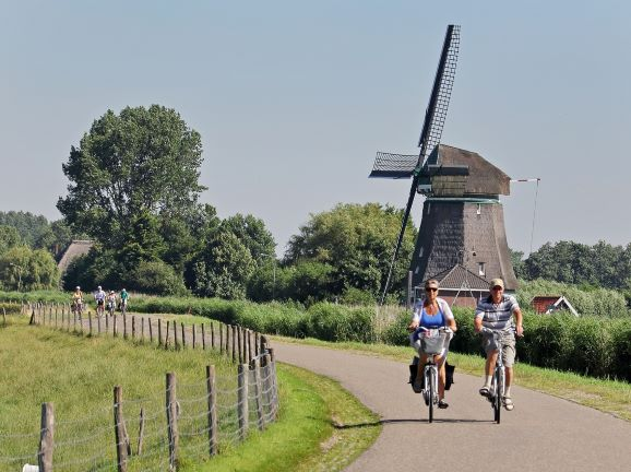 cycling westfriesland