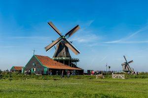 Zaanse Schans Mill
