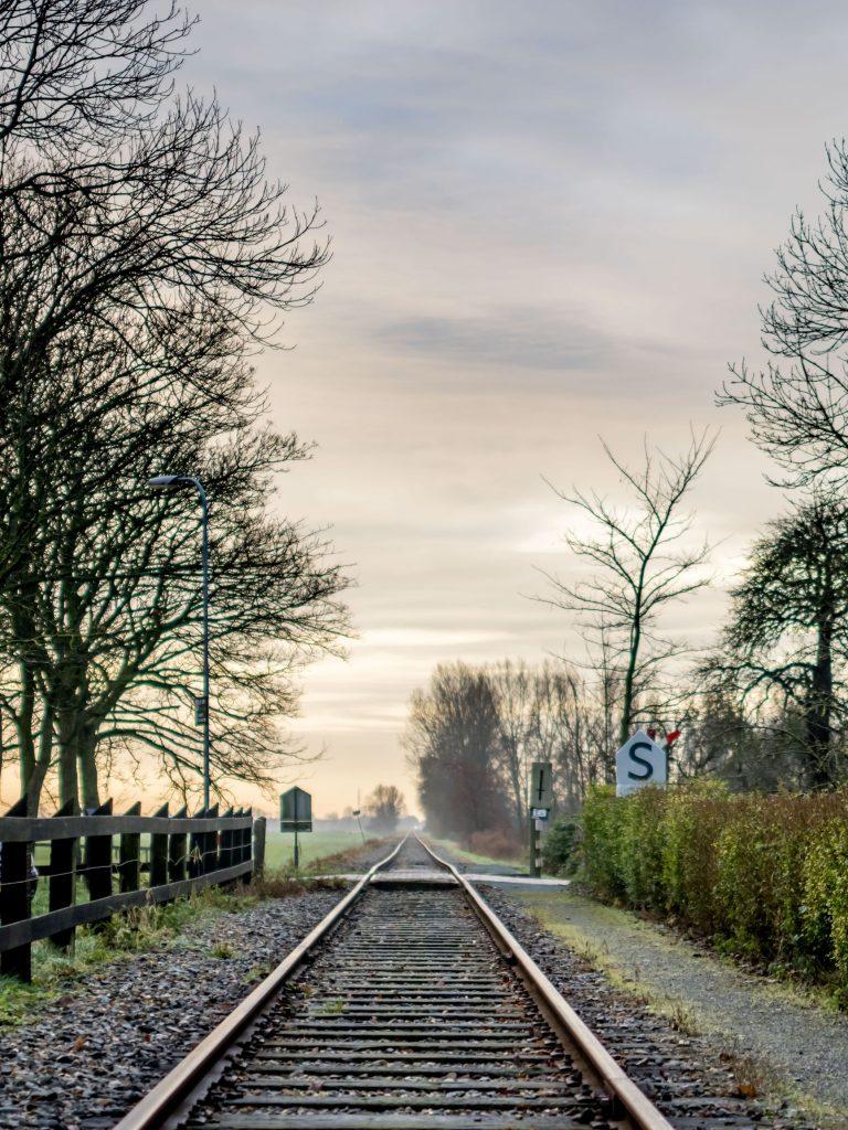 Steamtram railway